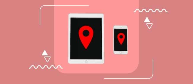 ردیابی گوشی iphone و ipad گم شده یا سرقتی بدون نرم افزار