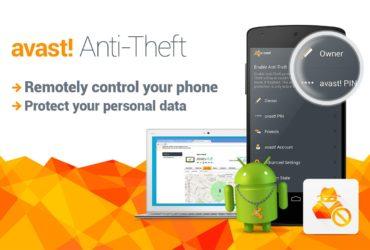 نرم افزار ضدسرقت گوشی اندروید