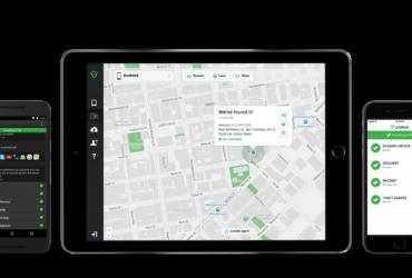 نظارت بر گوشی هوشمند با  Lookout