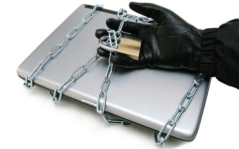 جلوگیری از سرقت لپ تاپ