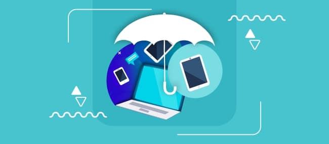 خرید بیمه برای موبایل و تبلت و لپ تاپ