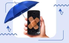 از ۰ تا ۱۰۰ بیمه موبایل و گوشی؛ بهترین بیمه، آموزش بیمه، هزینه بیمه