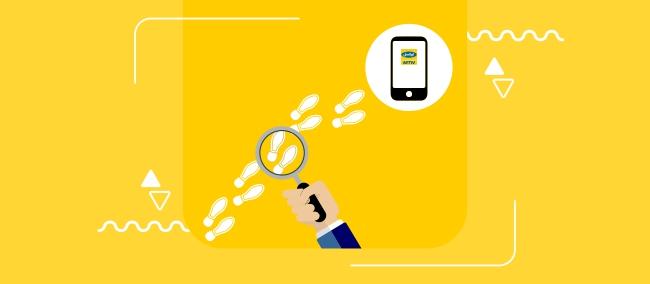 ردیابی گوشی سرقتی توسط اپراتور ایرانسل