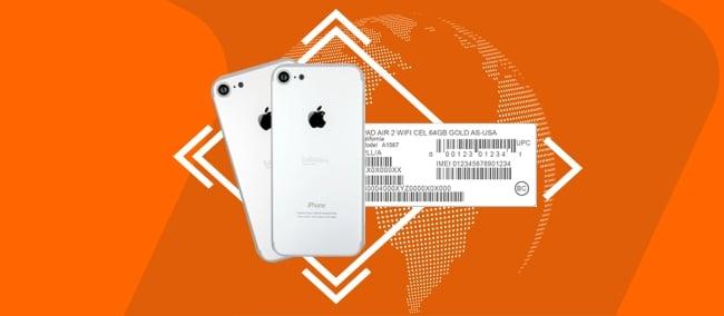 پیدا کردن کد IMEI گوشی آیفون دزدیده شده