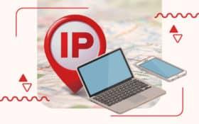 نحوه پیدا کردن آدرس IP و مک آدرس لپ تاپ و گوشی