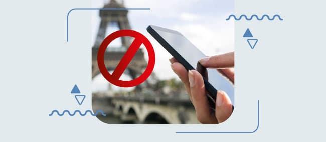 هشدار در رابطه با خرید گوشی مسافری