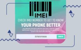 پیدا کردن مشخصات کامل گوشی در IMEI Info