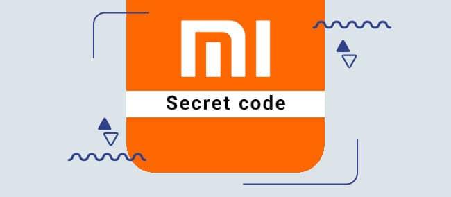 کدهای مخفی گوشی شیائومی