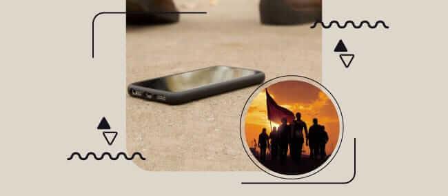 ردیابی گوشی مفقودی و یا دزدیده شده زائران اربعین