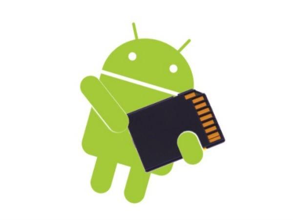 استفاده از مموری برای رفع مشکل هنگ کردن گوشی موبایل