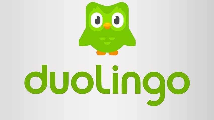 اپلیکیشن کمک درسی زبان دولینگو