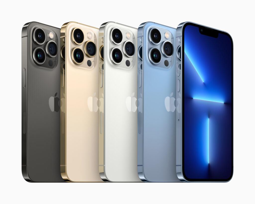 مشخصات : iPhone 13 Pro and Pro Max